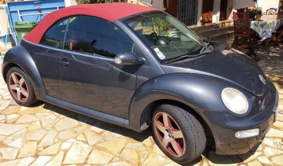 Annonce occasion, vente ou achat 'Volkswagen New Bettle'