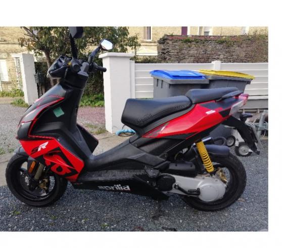 Annonce occasion, vente ou achat 'Scooter APPRILIA SR 50 R'