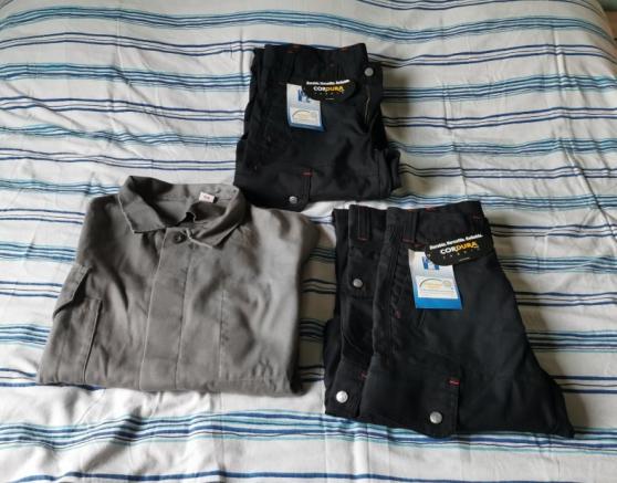 Annonce occasion, vente ou achat 'lot vêtements travail neuf CALAIS'