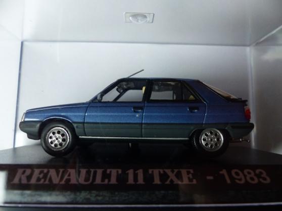 Annonce occasion, vente ou achat 'RENAULT R11 TXE 1983 NOREV 1/43ème'
