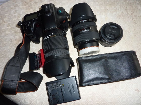 Annonce occasion, vente ou achat 'Appareil photo Sony a77'