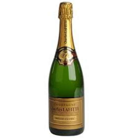 Annonce occasion, vente ou achat 'champagne charles laffite belle cuvee'
