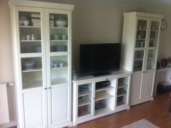 buffet tv 2 bibliotheques ikea meubles d coration meuble corbeil essonnes reference meu. Black Bedroom Furniture Sets. Home Design Ideas
