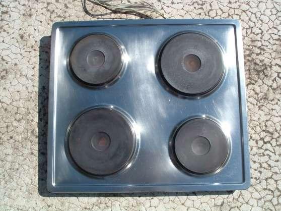 Annonce occasion, vente ou achat 'Ensemble plaque cuisson / four électriqu'