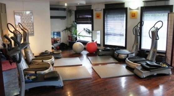 Powerplate et Aquabiking