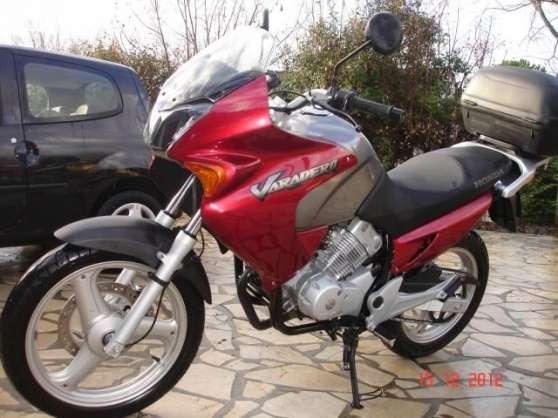 Magnifique Honda Xl Varadero 125