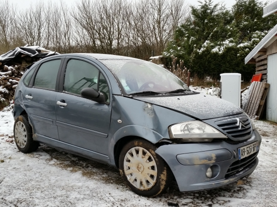 pour pièces - Citroën C3 Exclusive 2005