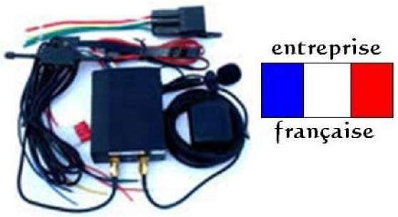 tracker de véhicule traceur sur baterie