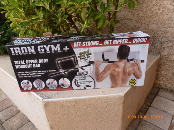 Annonce occasion, vente ou achat 'appareil gym'