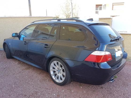 A saisir BMW 520D Sport Design LCI E61 , - Photo 2