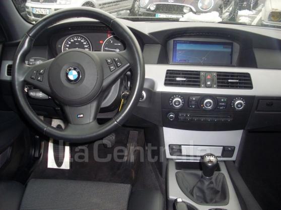 A saisir BMW 520D Sport Design LCI E61 , - Photo 4