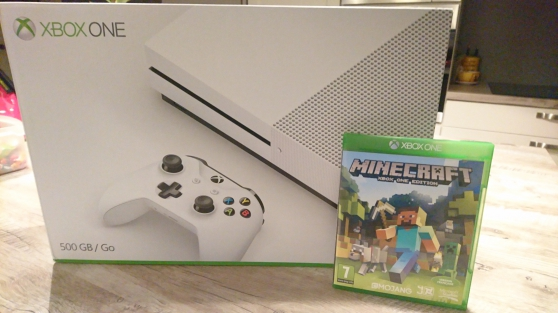 Annonce occasion, vente ou achat 'Xbox one S'