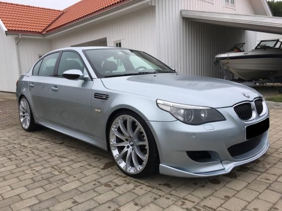 BMW M5 ESS VT2-650 KW V3 Coilovers