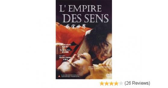 """Petite Annonce : 2 places de ciné \""""l\""""empire des sens\"""" - 2 places de ciné \""""l\""""empire des sens\"""" Places valable dans tous les"""