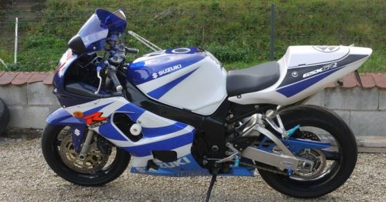 Annonce occasion, vente ou achat 'Suzuki Gsxr 750'