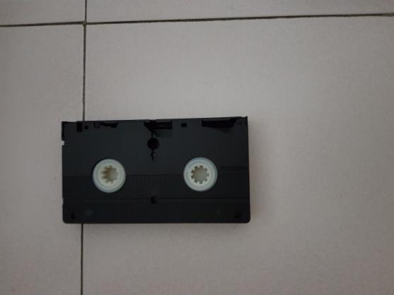 cassettes video vhs - Annonce gratuite marche.fr