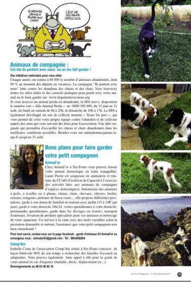 Gardes et services pour animaux - Photo 4