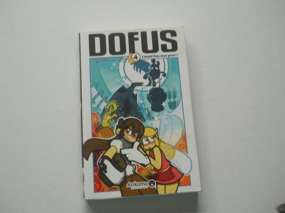 Annonce occasion, vente ou achat 'Dofus 4 - Chétif fais-mois peur'