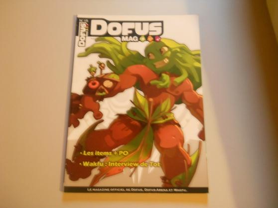 DOFUS MAG n° 15