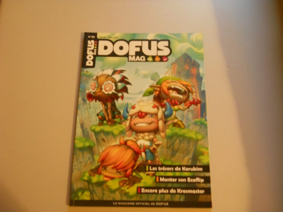 DOFUS MAG n° 32