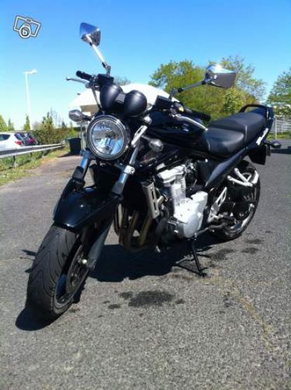 suzuki gsf 650 full black. - Annonce gratuite marche.fr