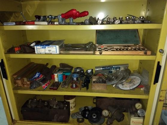 lot pièces véhicules anciens outillage - Photo 2
