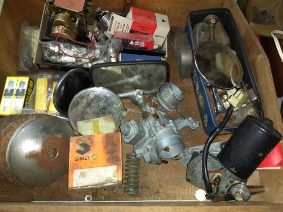 lot pièces véhicules anciens outillage - Photo 3