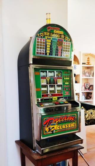 Machine à sous vintage Dream Classic