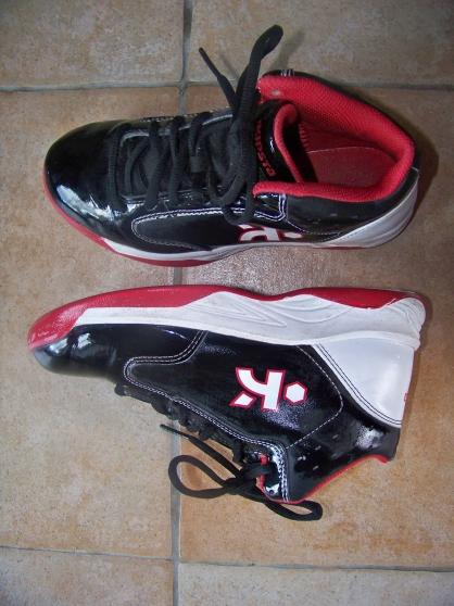 Annonce occasion, vente ou achat 'chaussures de basket ball'