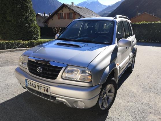 Suzuki Grand Vitara 2.0 HDI 109 cv 2002 - Photo 2