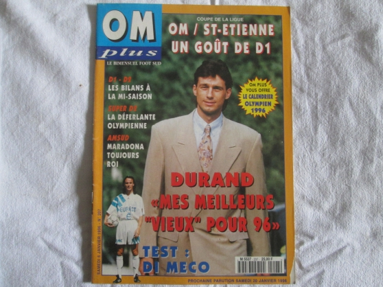 Annonce occasion, vente ou achat 'om plus N° 207'