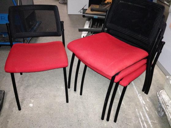 Annonce occasion, vente ou achat 'Lot de 4 chaises'