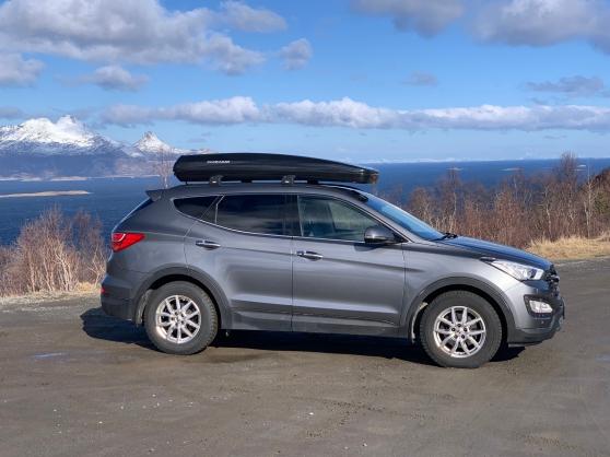Annonce occasion, vente ou achat 'Hyundai Santa Fe GRAND SANTA FE 2.2'