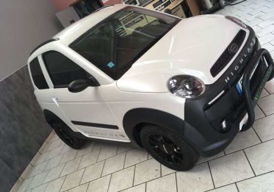 Annonce occasion, vente ou achat 'Microcar mgo3 highland x dci'