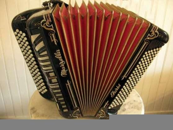 accordéon 120 basses Marzella