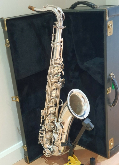 Selmer Mark VI Tenor Sax - Silver
