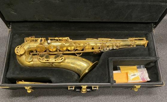 Selmer Mark VI Oleg Tenor Saxophone