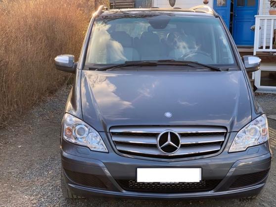 Annonce occasion, vente ou achat 'Mercedes-Benz Viano 2.2 CDI'
