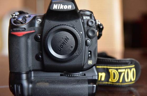 Annonce occasion, vente ou achat 'APPAREIL PHOTO BOITIER NIKON D 700'