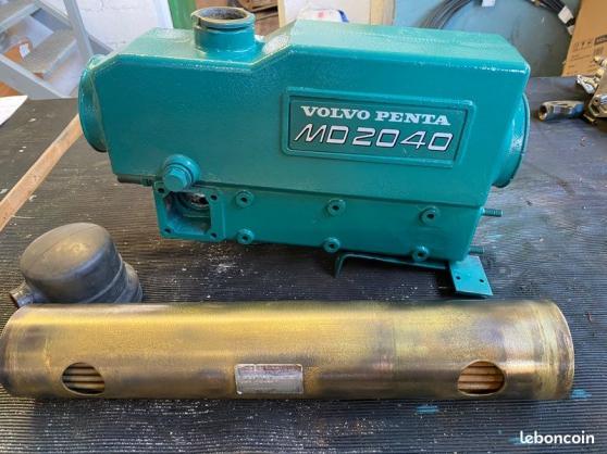 Echangeur d'eau Volvo MD 2040