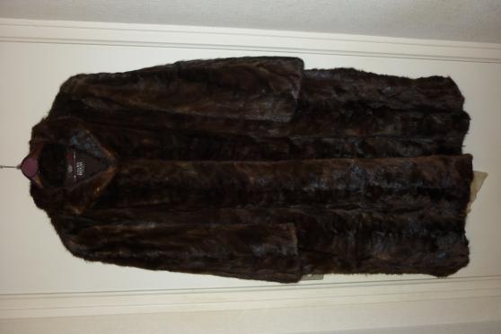 Annonce occasion, vente ou achat 'Manteau de vison'
