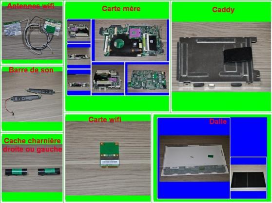 Annonce occasion, vente ou achat 'Pièces Asus Pro 66IC'