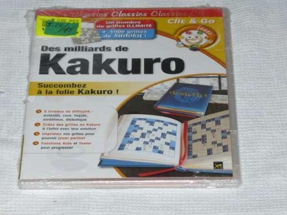 Kakuro jeu