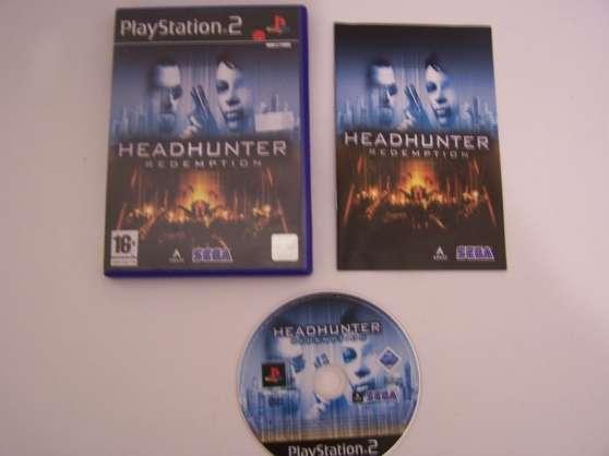 headhunter redemption ps2