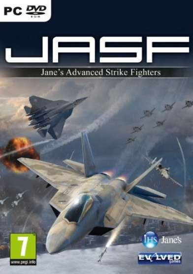 Annonce occasion, vente ou achat 'Jane's Advanced Strike Fighters - JASF'