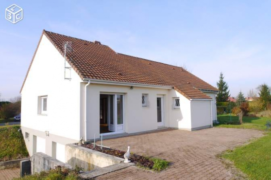 Annonce occasion, vente ou achat 'Maison 100 m2 T4 de plain pied Bruges 33'