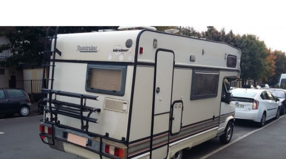 Annonce occasion, vente ou achat 'A SAISIR CAMPING CAR TURBO DIESEL FIAT'