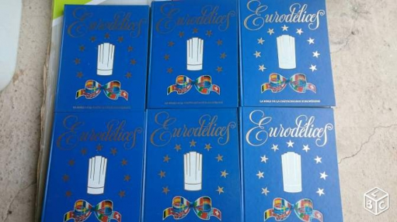 6 volumes eurodelices