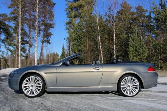 BMW Série 6,2010