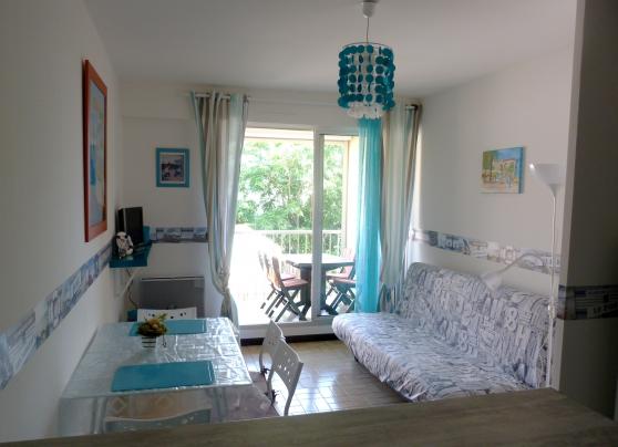 Annonce occasion, vente ou achat 'studio cabine à Sète 300m de la plage'
